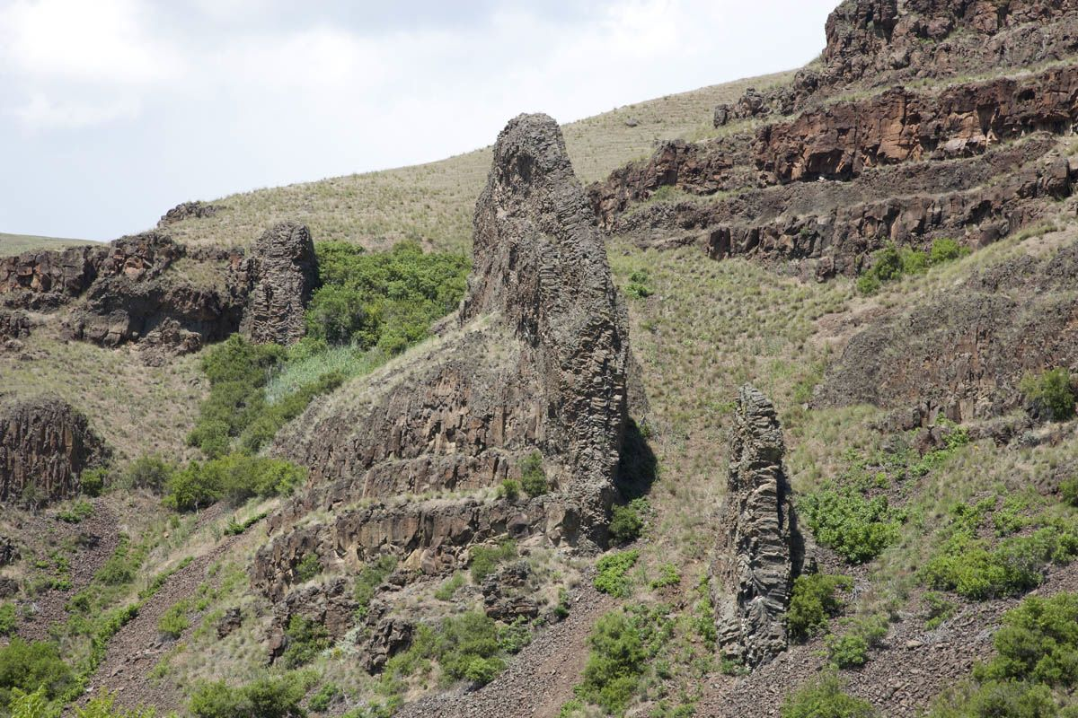 feeder dikes of Columbia River Basalt
