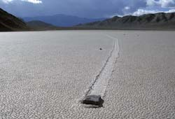 Playa Scraper, Racetrack Playa